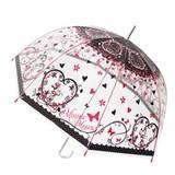 新柄入荷!ディズニー 大人ビニール傘 「ミニー」!大人気メーカーのビニール傘