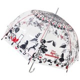 新柄入荷!ディズニー 大人ビニール傘 「アリス」!大人気メーカーのビニール傘