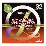 環形蛍光灯 メロウZ ロングライフ 32形 FCL32ELC/30LLN クリア電球色