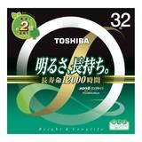 環形蛍光灯 メロウZ ロングライフ 32形 FCL32ENC/30LLN クリアナチュラルライト色(昼白色)