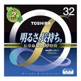 環形蛍光灯 メロウZ ロングライフ 32形 FCL32EDC/30LLN クリアデイライト色(昼光色)