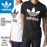 【再入荷】★SALE★adidas  アディダス  メンズ adidas originals センターロゴ Tシャツ<3カラー>