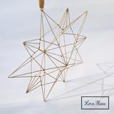 【SALE】【秋冬新作】WIRE オーナメント スピン ステラ クリスマス