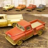 ダイキャストミニカー[Chevy Stepside Pick-up Muddy(1955) 1/32(M)]【ロット12台】