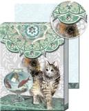 PUNCH STUDIO  ポケットノートパッド 75シート 猫