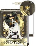 PUNCH STUDIO  ポケットノートパッド 75シート 犬 電話