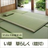 い草 草らしく(枕付)