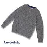 【2016AW新作】【Aeropostale】ラム2ツ杢天竺ラグランクルーネック<展示会実績>
