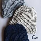 【SALE】【秋冬新作】[ニット帽]キャップ ウェブド ウィーブ