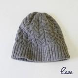 【SALE】【秋冬新作】[ニット帽]キャップ ミートアラン
