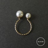 Point Reduction Ring Ring Pearl