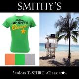 ☆大特価春夏商材☆SMITHY'S スミス メンズ 英文字 星 半袖 Tシャツ<3カラー><ラスト1点>