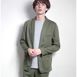 【2016AW新作】【Revo.】ポンチ素材 テーラードジャケット