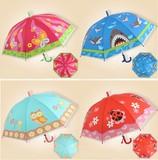 子供傘★雨傘★透明傘、ジャンプ式傘、サメ、テントウムシ、蝶々と花、福ふくろう等絵ありますよ!