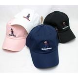 【NEW】R-BOY WASH TWILL BB CAP(ラウンドボーイ ウォッシュ ツイル ベースボール キャップ)