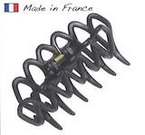 超定番のスケルトンデザインのフランス製バンスクリップ