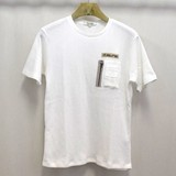 お値打ち【2016春夏】TC ワッフル ミリタリー MA-1ポケット付き 半袖Tシャツ
