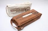 【新商品】キャンバスティッシュカバー「MAHALO CAFE」