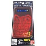 【ルパン三世】USB出力リチウムイオンポリマー充電器(ルパン三世)[826330]