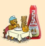 ラスムスクルンプのパンケーキソース・ストロベリー