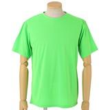吸汗速乾!無地、蛍光カラー3色! 半袖Tシャツ