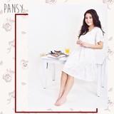 スイートオブルームス【ルームウェア】PANSYシリーズ[日本企画]ワンピース