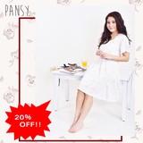 20%OFF★お買得★スイートオブルームス【ルームウェア】PANSYシリーズ[パジャマ]