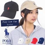 Ralph Lauren Boys ローキャップ ベースボールキャップ CAP 帽子 ポニー