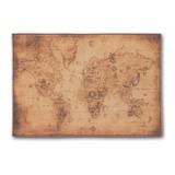 ヴィンテージマップ【インテリア】【ウォールデコ】