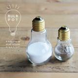 電球型の小物いれ【 BULB POT 】バルブ ポット