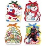 【6月末予約締切!華やかなクリスマスギフト】クリスマスペーパーギフト