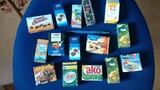 [ドイツ] ミニチュアの食品箱