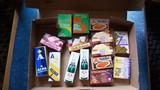 10組即納可能 [ドイツ] ミニチュアの食品箱
