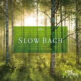 【音楽CD】[レビュー評価高]スロー・バッハ〜こころで聴く、15のピアノ・セラピー 癒し雑貨 CD