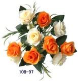 Rose Art Flower