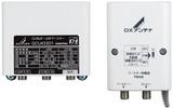 家庭用UHF・BS/CS-IF デュアルブースター GCU433D1 (33dB/43dB共用形)