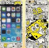 iPhone6s/6キャラクターフィルム SB-35B