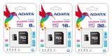 ADATA社(台湾)microSDHCカード class10