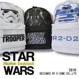 【当社生産 国内ライセンス】STAR WARS リュック ナイロン バッグ 鞄 ディズニー 吸水速乾