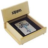 (ZIPPO)ジッポーライター専用 Zippoロゴ入りギフトボックスMDF 繊維板 THO