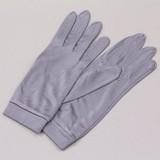 シルクスムース手袋(シルク100%)