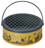 蚊遣り缶 ガーデン YE【蚊やり】