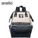 anello High Density Nylon Gold Metal Fittings Base Handle Backpack