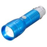 代引き払いのみ【特価商材】これは便利!シガーライターで充電するアルミLEDライト