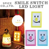 ■2016AW 新作■ SMILE SWITCH LED LIGHT