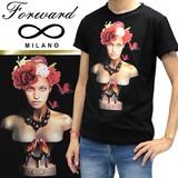 ◇2016春夏新作◇Forward Milano フォワードミラノ メンズ 半袖 Tシャツ<FLOWE WOMEN>
