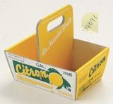 【洋菓子用ギフト箱】マルシェボックス  シトロン(1包20個入)