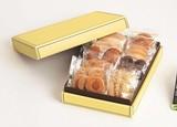 【洋菓子用ギフト箱】クリームステッチボックス 中(1包100個入)