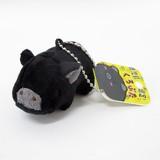 <鹿児島県販売の方注目商品!!!>黒ぶたマスコット ボールチェーン付き (商品コード:603-505)