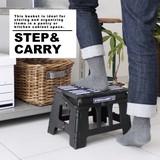【即納可能】STEP&CARRY フォールディングステップ【レジャー】
